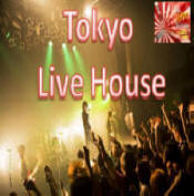 Explore the club scene in Japan with Tokyo Live House forJune 2014!